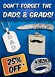 Tungsten World Celebrates Father's Day and Grads with Dads and...