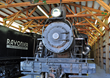 Historic Trains On Display At Mt. Rainier Scenic Railroad & Museum
