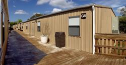 Modular classrooms from Palomar Modular Buildings