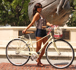 City Bikes Become a Must-have for Women This Fall, Says ...