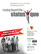 Moving Beyond the Status Quo, 2014 ICAA Conference to Feature Rapid...