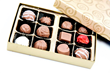 Chocolate Truffles Soap Boxed Gift Set, delicious assortment of candy soaps that smell as good as they look!