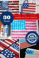 flag crafts