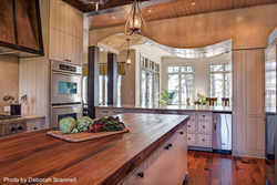Charlotte, NC Remodeling Contractor Award Winning Kitchen