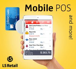 LS Retail Mobile POS and more