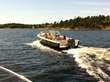 Rossiter Boats R23 Stern Profile