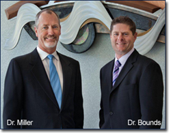 Dr. Miller and Dr. Bounds