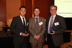 BlueTech Awards Puralytics and Medad Technologies