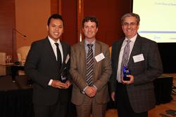 BlueTech Awards Puralytics and Medad Technologies