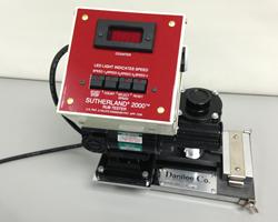 DDL Offers Sutherland Rub Testing