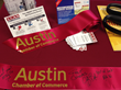 From the ribbon cut event with the Austin Chamber of Commerce