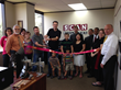 Scan Mailboxes Cuts the Ribbon With the Austin Chamber of Commerce