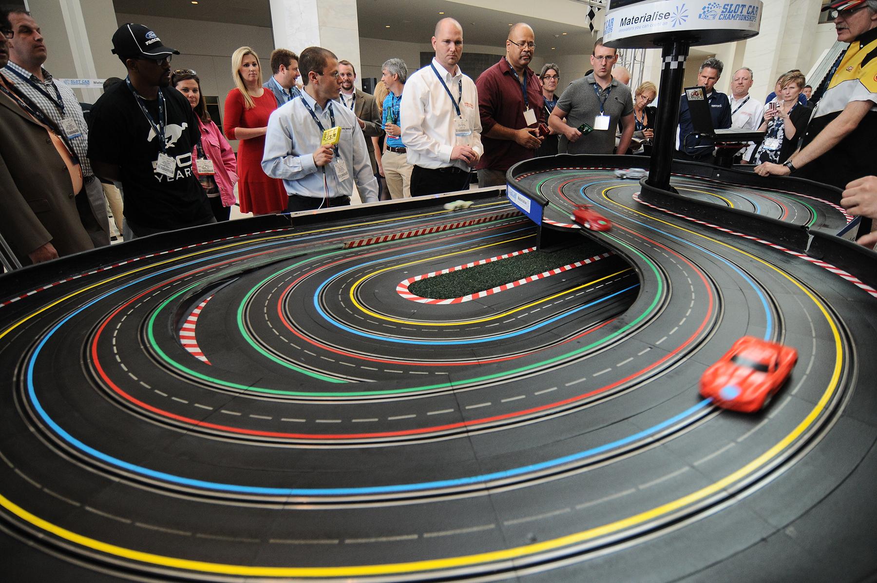 Old Slot Car Race Tracks