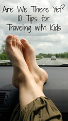 Tips for traveling with kids to Pigeon Forge