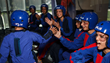 fun, indoor skydiving, corporate, events, groups, birthdays, parties, friends, activities, teambuilding, trust, all ages