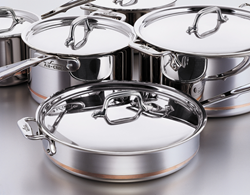All-Clad pots and pans on sale