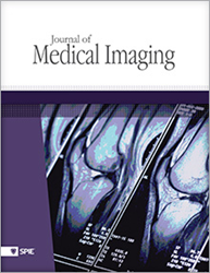 The Journal of Medical Imaging has launched, with articles on topics such as image processing, computer-aided diagnosis, and biomedical applications in molecular, structural, and functional imaging.
