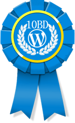 Website Design Companies: WordPress Badge
