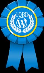 Website Design Companies: WordPress Badge