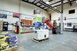 BABSCO Supply's Elkhart, IN warehouse.