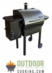 Camp Chef Pellet Grill from OutdoorCooking.com