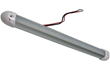 Easily mounted and easily wired with only one power wire and one ground wire