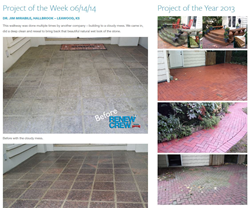 Cleaning Project of the Week