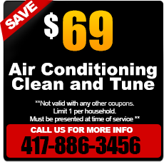 AC Tune up and Repair Springfield MO