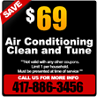 Air Conditioning Tune-Up Discount Available for a Limited Time from...