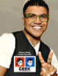 photo of Victor Ortiz and GEEK EYEWEAR®