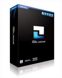 TMPGEnc PGMX CREATOR boxshot