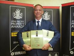2014 Asia Paific Awards - Shangri La Hotel, Kuala Lumpur