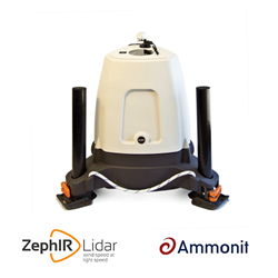 Ammonit becomes ZephIR Lidar Trusted Service Provider