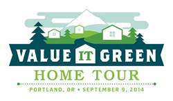 Value It Green Home Tour logo