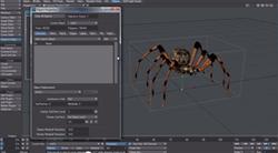 LightWave 3D, LightWave, LightWave 11.5, LightWave 11.5, NewTek, 3D modeling, Sketchfab, interactive, 3D, web platform, animation