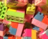 Building Blocks Erasers