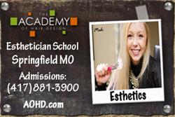 Esthetician School Springfield Missouri