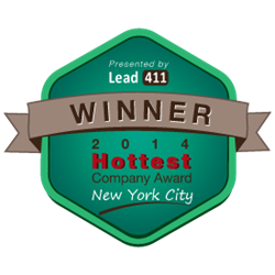 Hottest Companies in New York City for 2014