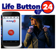Fisher College Partners with Life Button 24 to Better Protect Students