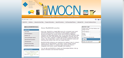 MyWOCN Attendee Networking and Planning Site