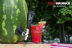 Watermelon Keg Kit Lifestyle Shot 1