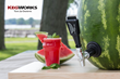 Watermelon Keg Kit Lifestyle Shot