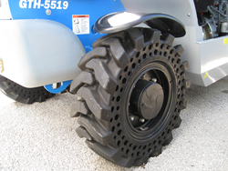 semi-pneumatic tire