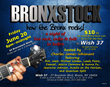 Bronxstock - a Night of Live Rock, Indie and Folk in SoBro June 20th