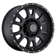 Truck Wheels by Black Rhino - the Lucerne in Matte Black