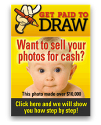 Get Paid To Draw Product Order