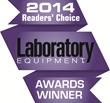 QImaging's® optiMOS™ Scientific CMOS Camera Wins 2014 Laboratory Equipment Readers' Choice Award
