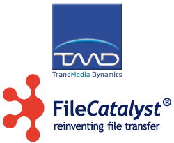 TMD FileCatalyst Logos