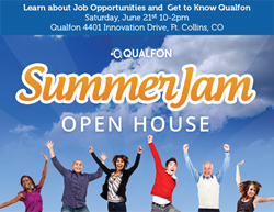 Qualfon Summer Jam Event June 21st