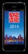 ASMS14 event app
